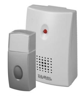 Dzwonek bezprzewodowy VIBRO z funkcją wibracji