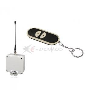 Radiowy wyłącznik sieciowy jednokanałowy Z PILOTEM RWS-211J/N