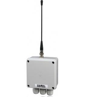 Radiowy wyłącznik sieciowy dwukanałowy BEZ PILOTA RWS-211D/SOL