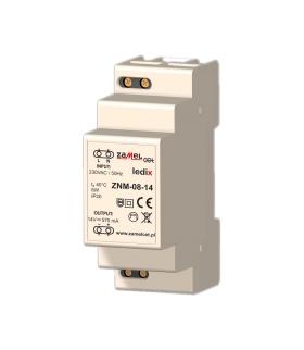 Zasilacz LED natynkowy 14V DC 8W
