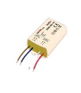 Zasilacz LED natynkowy 14V DC 8W hermetyczny