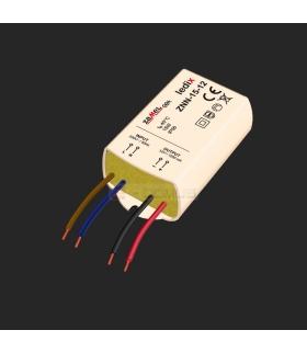 Zasilacz natynkowy 12 V DC 15W hermetyczny