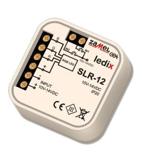 Sterownik RGB przewodowy SLR-12 do puszki