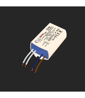 Transformator elektroniczny hermetyczny 230/11,5V 0-60W