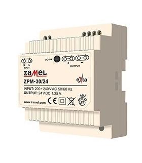 ZASILACZ IMPULSOWY ZPM-30/24 30W 24V DC