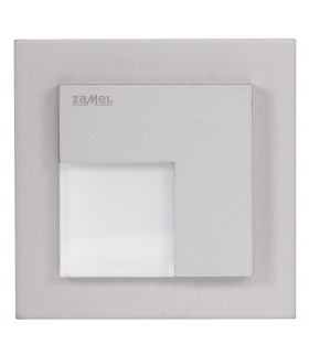 Oprawa LED TIMO z ramką NT 14V DC ALUMINIUM biała zimna