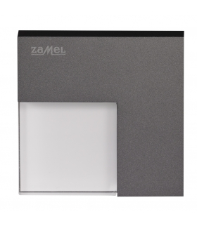 Oprawa LED TIMO mini NT 14V DC GRAFIT - biała zimna