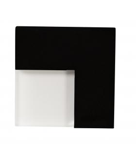 Oprawa LED TIMO mini NT 14V DC CZARNA - biała ciepła