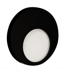 Oprawa LED MUNA NT 14V DC CZARNA - biała ciepła
