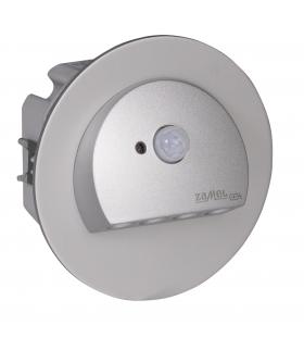 Oprawa LED RUBI PT 14V DC z czujnikiem ruchu ALUMINIUM - biała zimna
