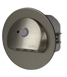 Oprawa LED RUBI PT 14V DC z czujnikiem ruchu STAL - biała zimna