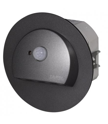 Oprawa LED RUBI PT 230V AC z czujnikiem ruchu GRAFIT biała