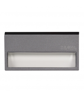 Oprawa LED SONA NT 14V bez ramki GRAFIT - biała zimna