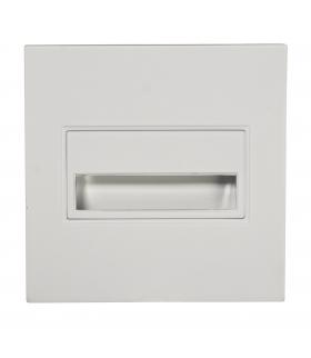 Oprawa LED SONA kwadratowa PT 14V DC BIAŁA - biała zimna