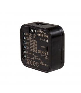 Sterownik LED 4-kanałowy 12-24VDC SLR-21 exta life