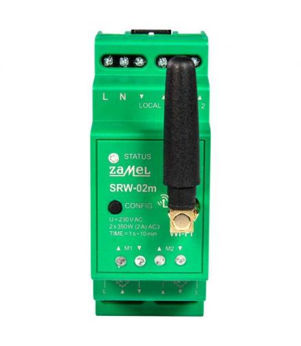 Sterownik rolet wi-fi 2-rolety modułowy SRW-02M SUPLA
