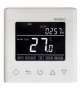 Regulator temperatury + sonda podtynkowy - programowalny WI-FI BIAŁY