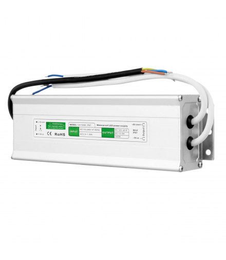 Zasilacz LED slim 12V DC / 100W ZAH-100-12