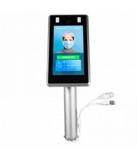 System kontroli dostępu z funkcją wykrywania twarzy i zdalnego pomiaru temperatury. SRT-01